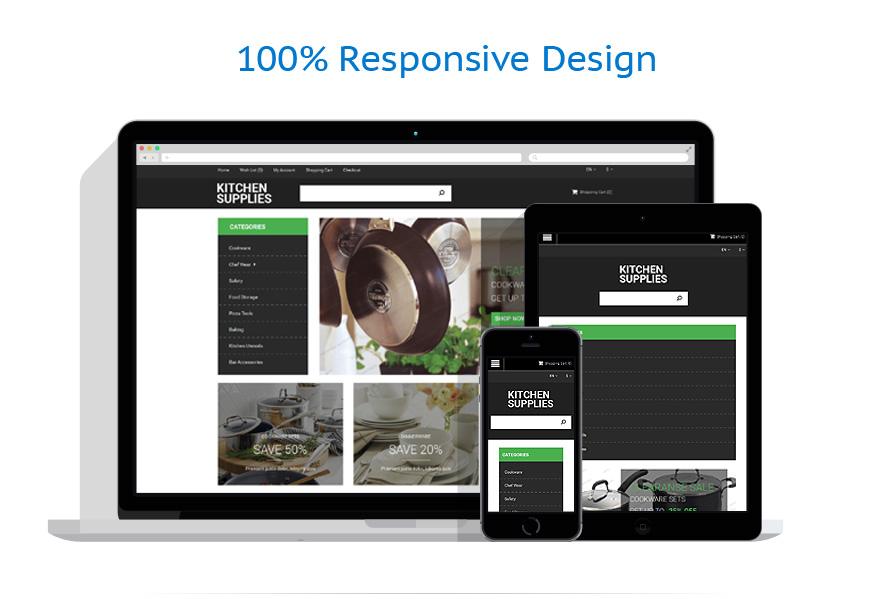 Sablon responsive de | Design Interior & Mobila | ID: 2994