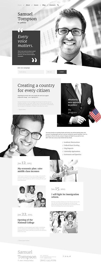 template | Politics | ID: 2995
