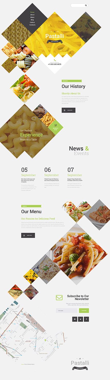 Sablon de | Cafenele & Restaurante | ID: 3004