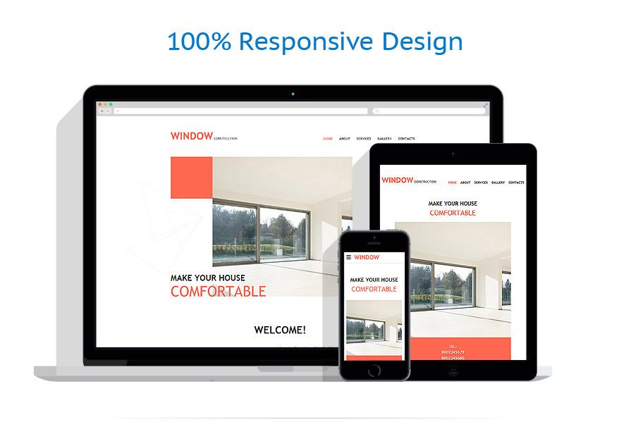 Sablon responsive de | Design Interior & Mobila | ID: 3005