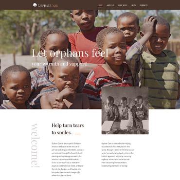 template | Charity | ID: 3007
