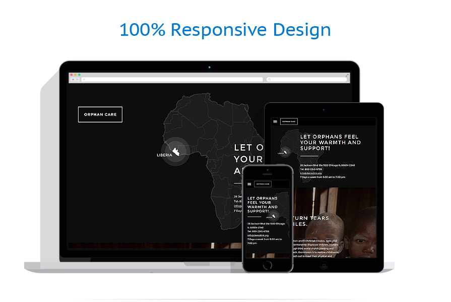 responsive template | Charity | ID: 3013