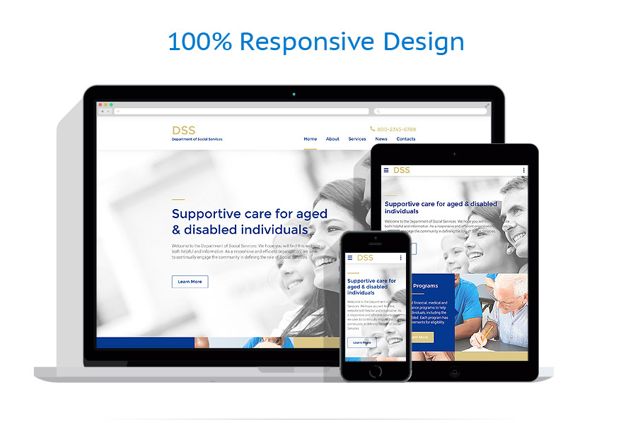 responsive template | Society & Culture | ID: 3022