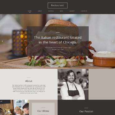 Sablon de | Cafenele & Restaurante | ID: 3026