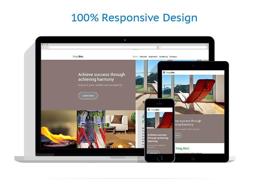 Sablon responsive de   Design Interior & Mobila   ID: 3028