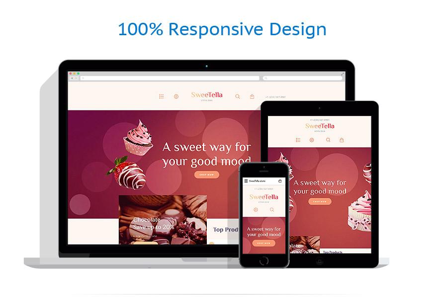 responsive template   Food & Drink   ID: 3044