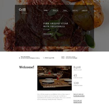 Sablon de | Cafenele & Restaurante | ID: 3045