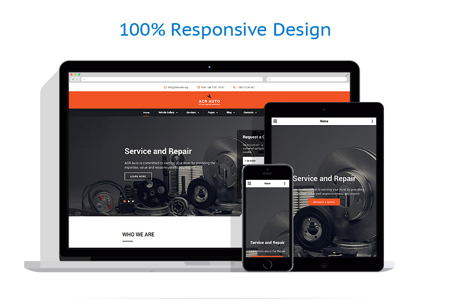 responsive template | Cars | ID: 3059