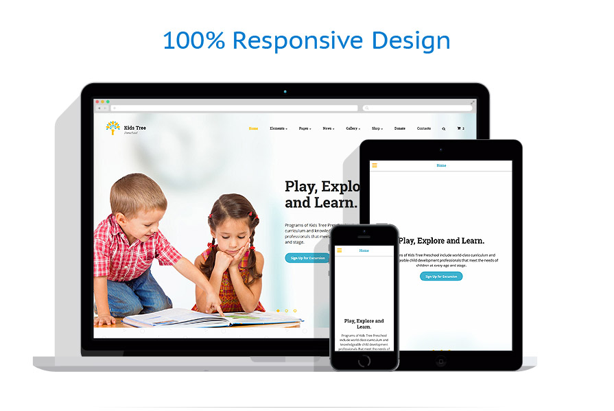responsive template | Education | ID: 3096