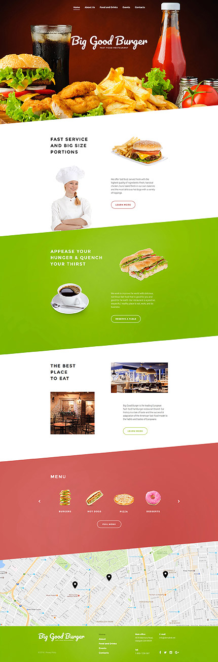 Sablon de | Cafenele & Restaurante | ID: 3105
