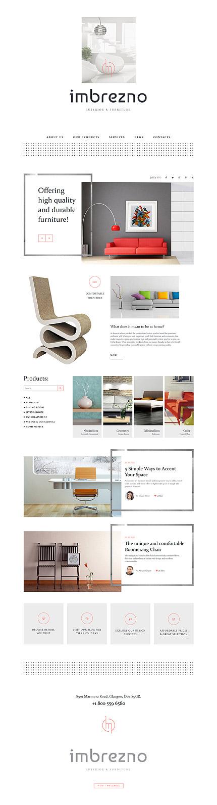 Sablon de | Design Interior & Mobila | ID: 3106