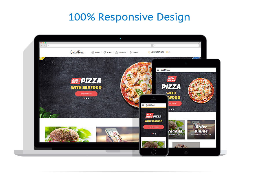 responsive template | Cafe and Restaurant | ID: 3139