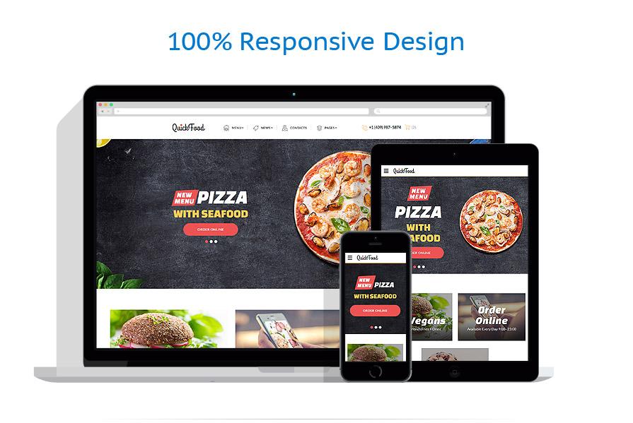 Sablon responsive de | Cafenele & Restaurante | ID: 3139
