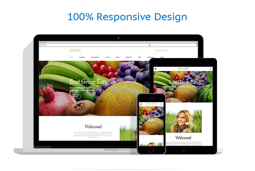 responsive template | Medical | ID: 3155