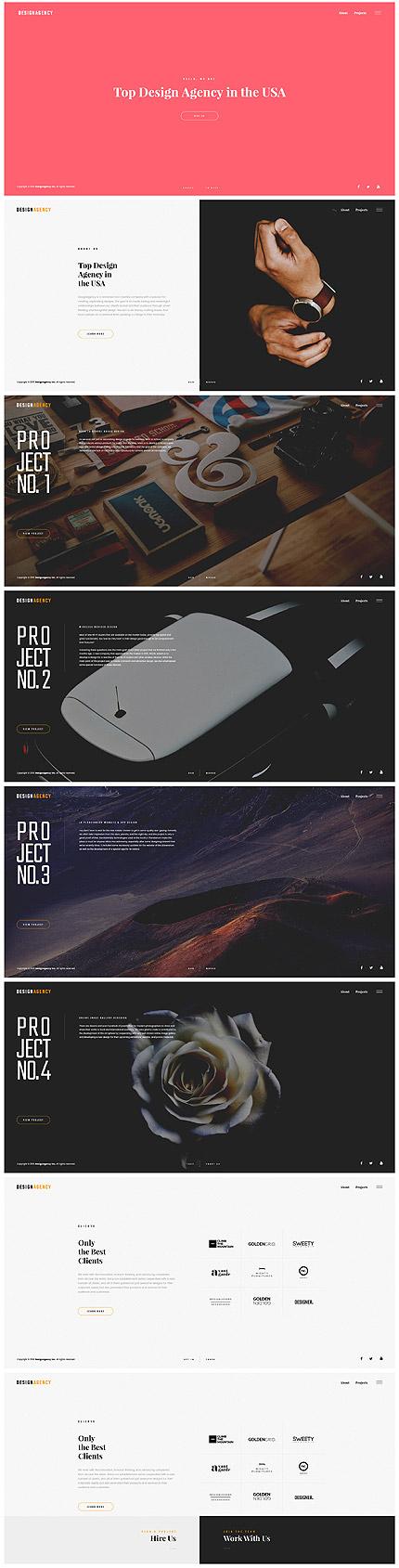 template | Web design | ID: 3157