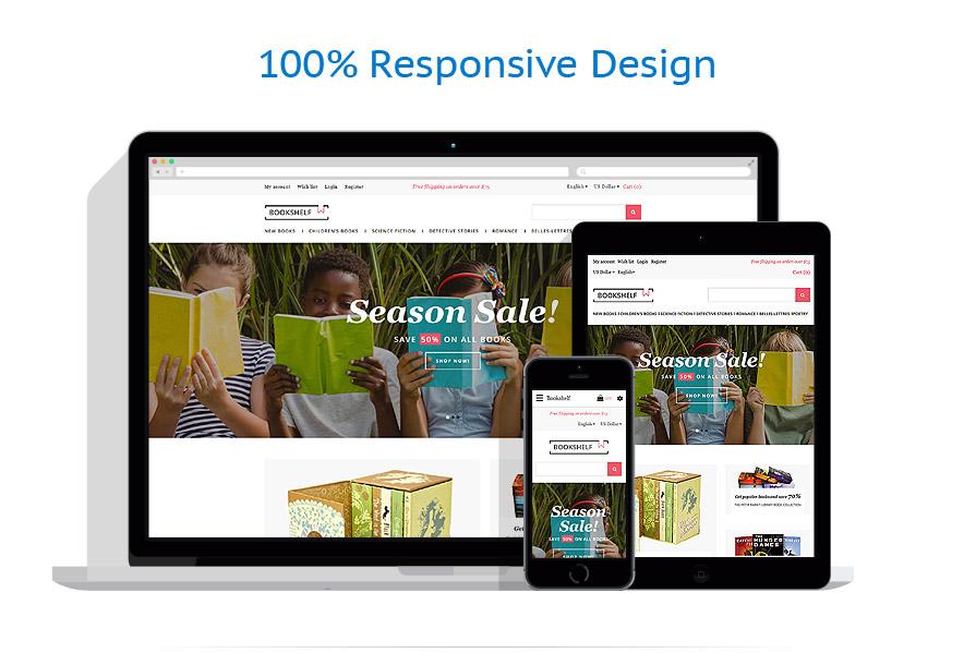 responsive template | Books | ID: 3177