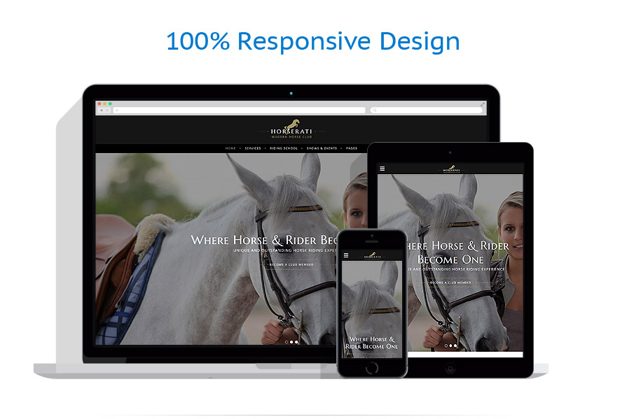 responsive template   Animals & Pets   ID: 3179