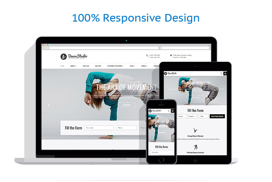 responsive template | Education | ID: 3188