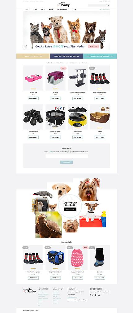 template | Animals & Pets | ID: 3192