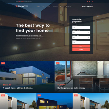 template | Real Estate | ID: 3193