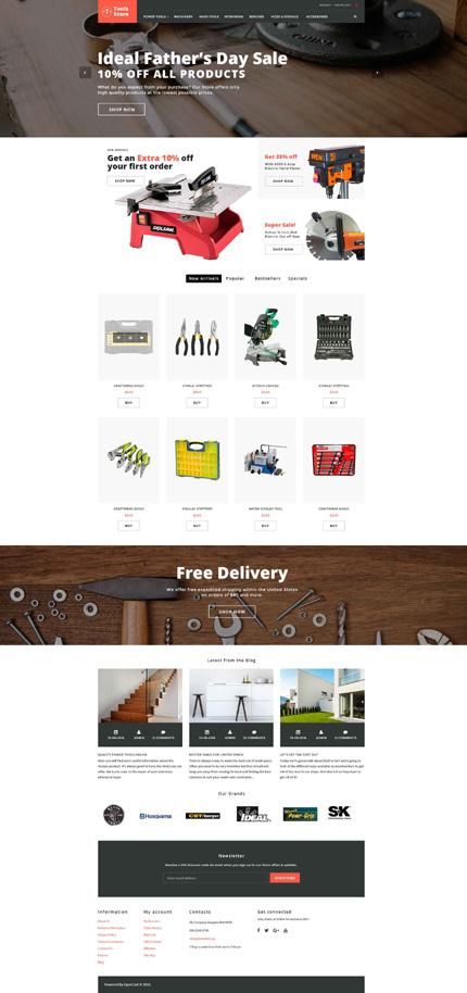 template | Tools & Equipment | ID: 3197