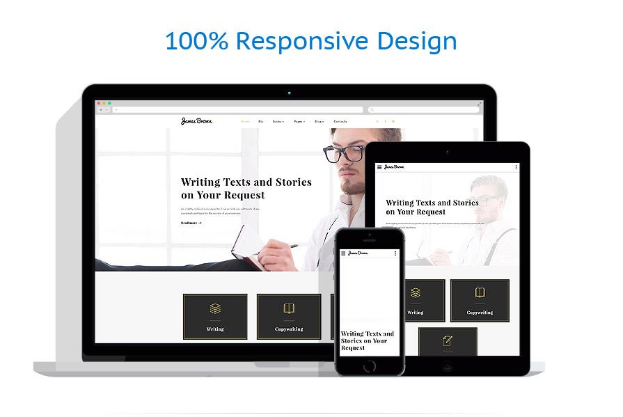 responsive template | Books | ID: 3201
