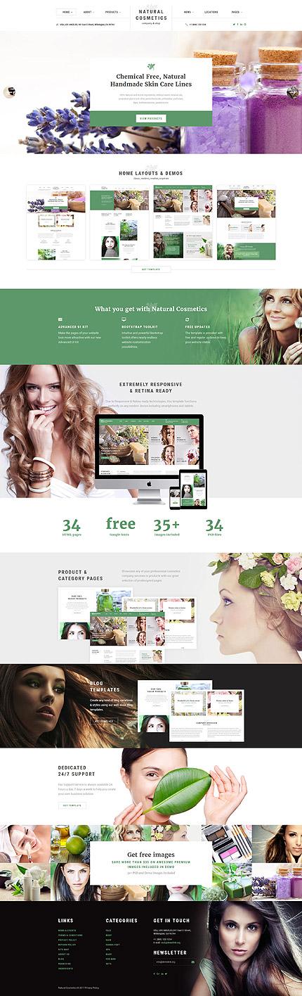 template   Beauty   ID: 3205