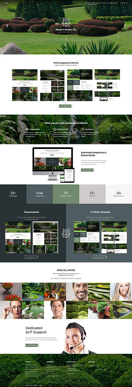 template | Exterior design | ID: 3207