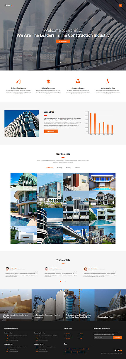 template | Architecture
