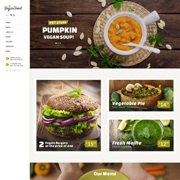 template | Cafe and Restaurant | ID: 3212