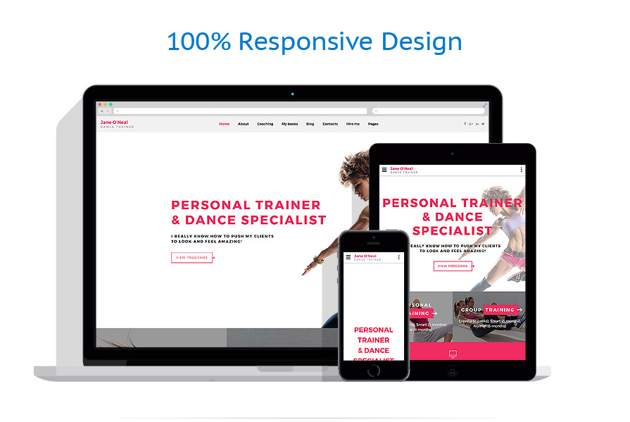 responsive template | Education