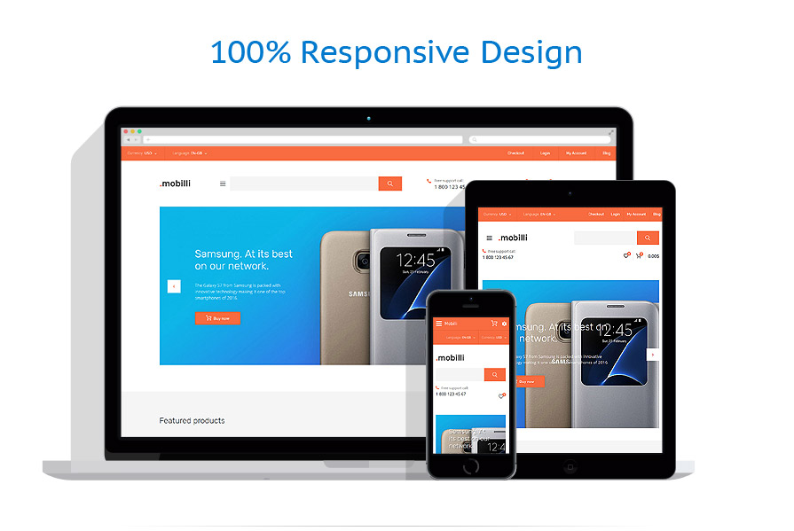 responsive template | Electronics | ID: 3218