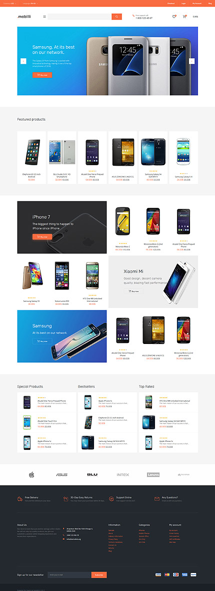 template | Electronics | ID: 3218