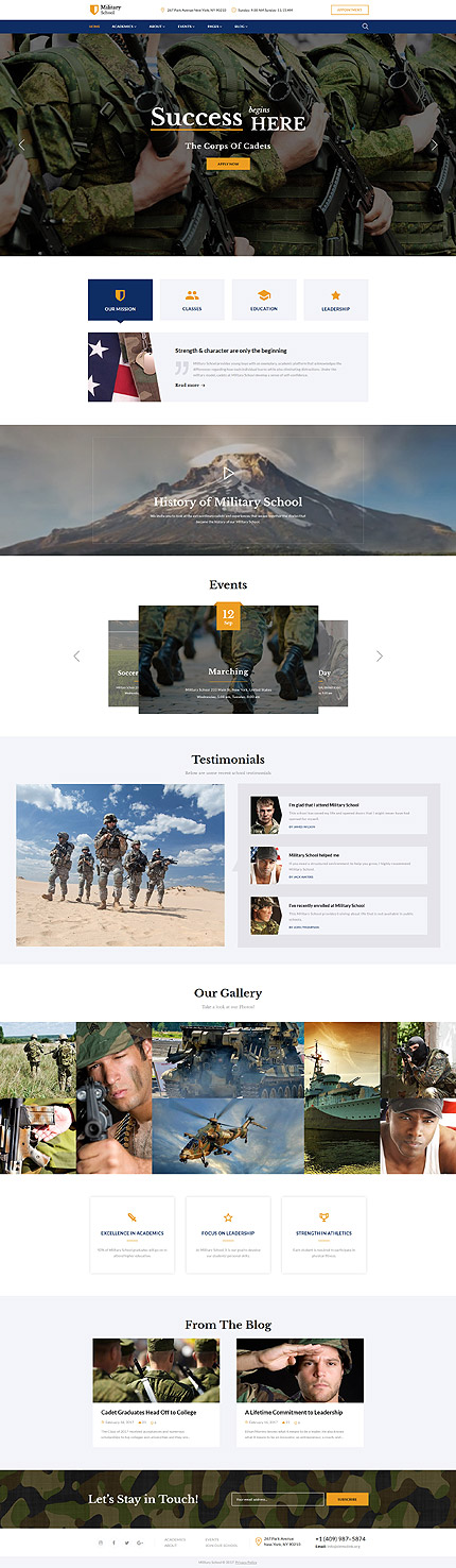 template | Military | ID: 3228