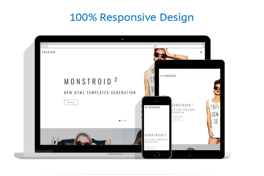 responsive template | Fashion | ID: 3237