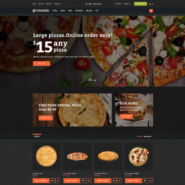 template | Cafe and Restaurant | ID: 3242