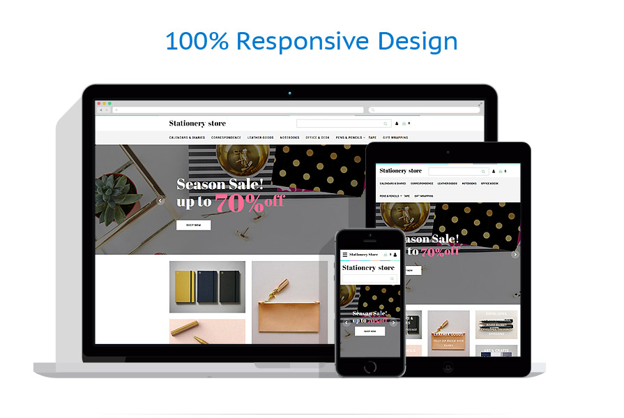 responsive template | Business | ID: 3244