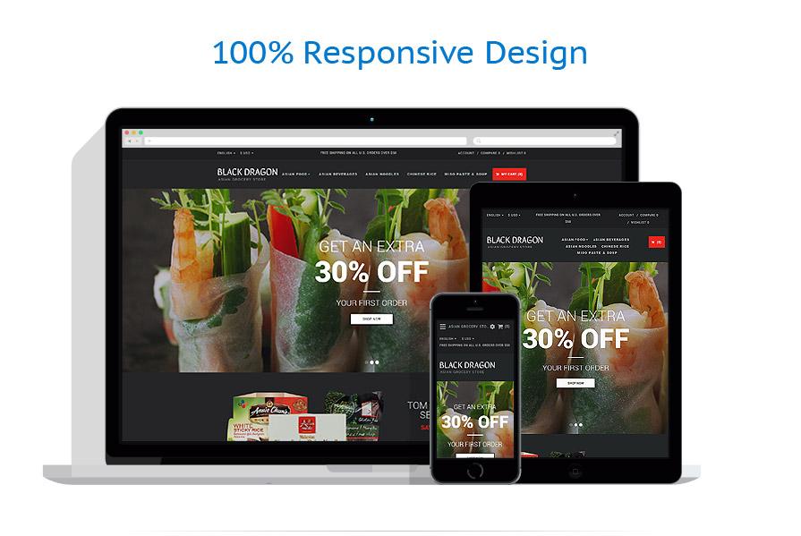 responsive template | Food & Drink | ID: 3258