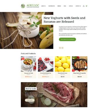 template | Food & Drink | ID: 3260