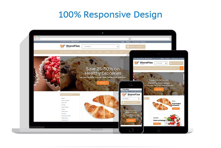 responsive template | Food & Drink | ID: 3261