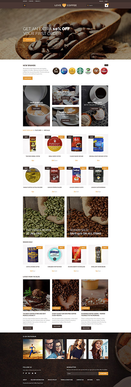 template | Cafe and Restaurant | ID: 3263