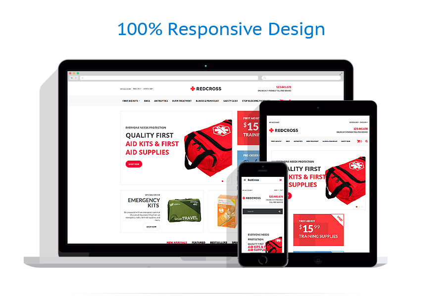 responsive template | Medical | ID: 3269