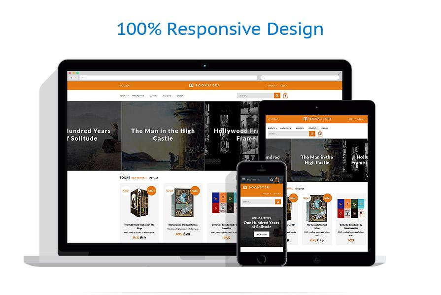 responsive template | Books | ID: 3276