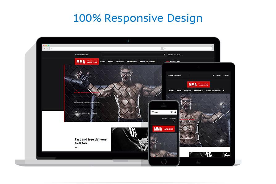 responsive template | Sport | ID: 3281