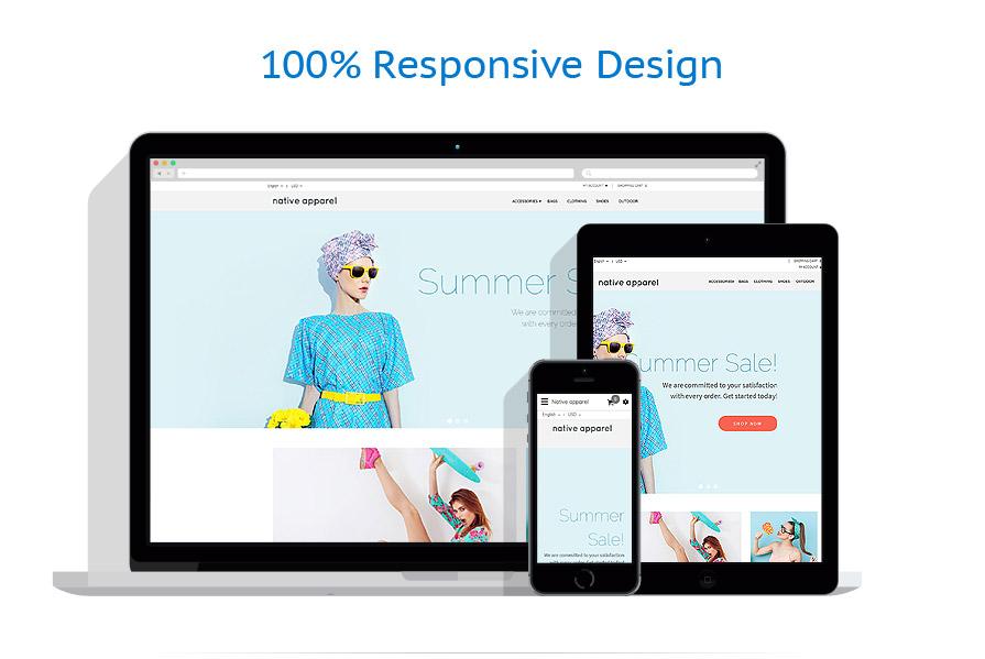 responsive template | Fashion | ID: 3290