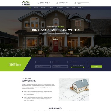 template | Real Estate | ID: 3319