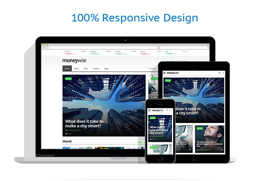 responsive template | Software | ID: 3326