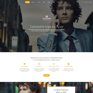 template | Personal pages