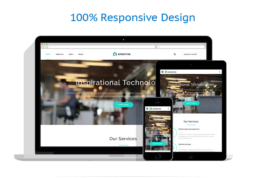 responsive template | Software