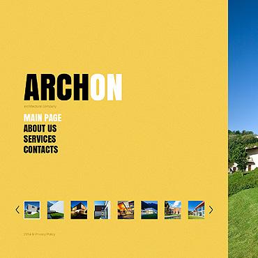 Sablon de | Arhitectura | ID: 334